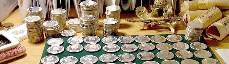 Полезные советы: чистка монет - vipgold.
